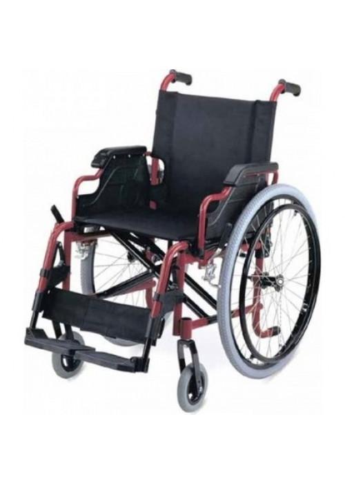 Wollex W903 Alüminyum Manuel Tekerlekli Sandalye