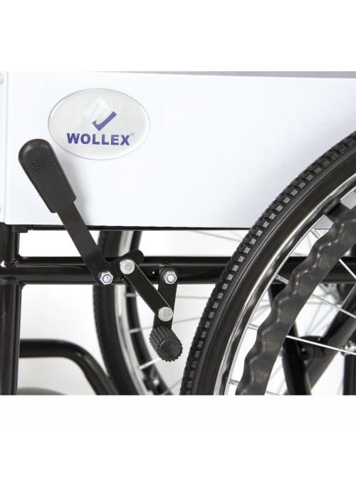 Wollex W210 Standart Tekerlekli Sandalye (KİRALIK)